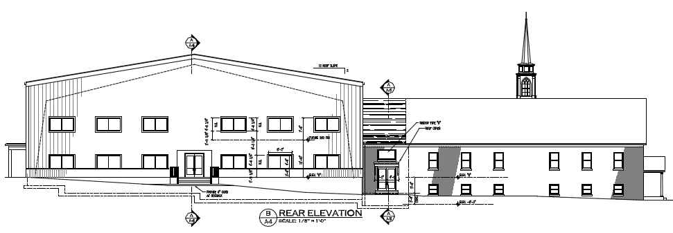 Religious/Church Architecture Project, Lexington, Kentucky