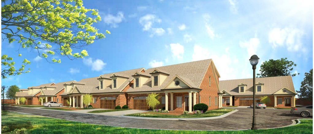 Multiple Family Residential Architecture Project, Lexington, Kentucky
